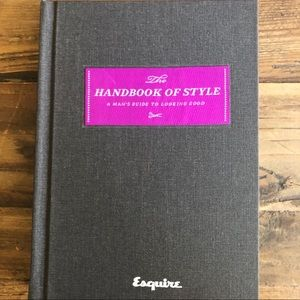 The HANDBOOK OF STYLE for Men by Esquire.